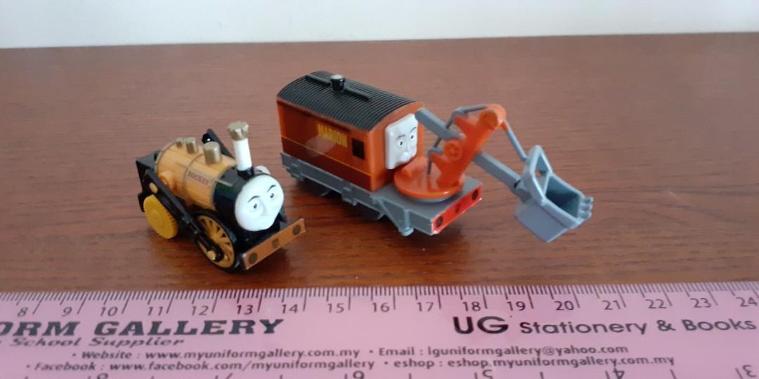 Thomas & Friends - Marion & Rocket windup