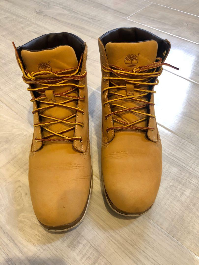 Timberland *正品*女款小麥色經典靴