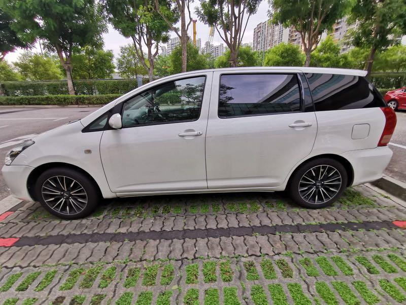 Toyota Wish 1.8A XE
