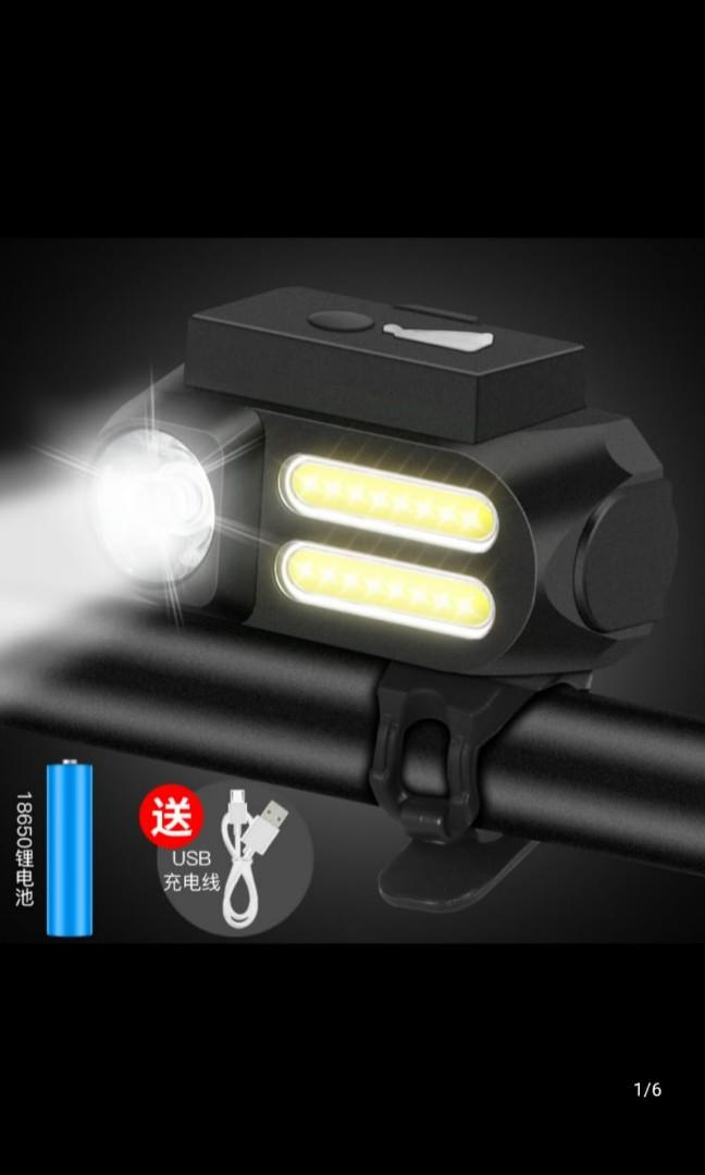 Usb front light escooter scooter am tempo fiido dyu q1 q1s dualtron speedway passion mini motor ebike electric bicycle FSM hm rihno v2 Shimano margura mt5
