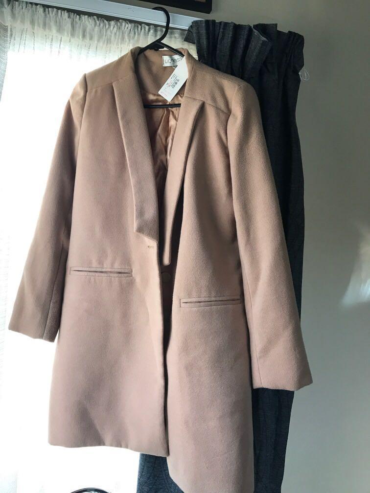 Wildpair Camel Coat