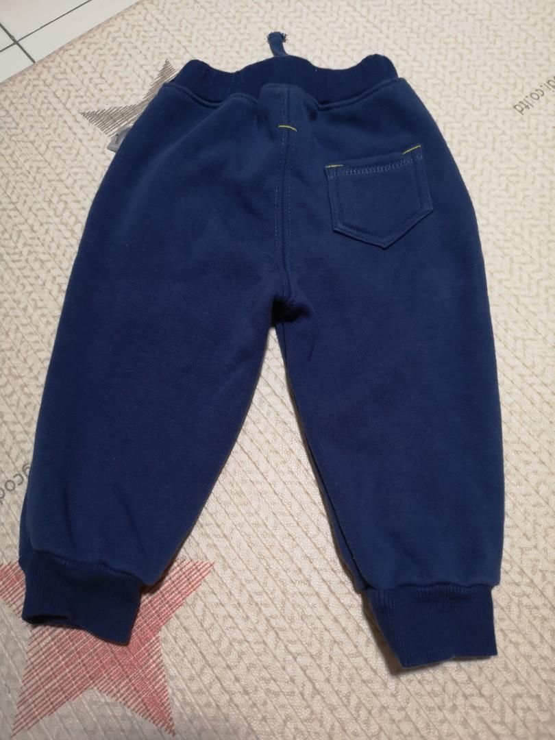 Winter wear Blue Pants for Toddler
