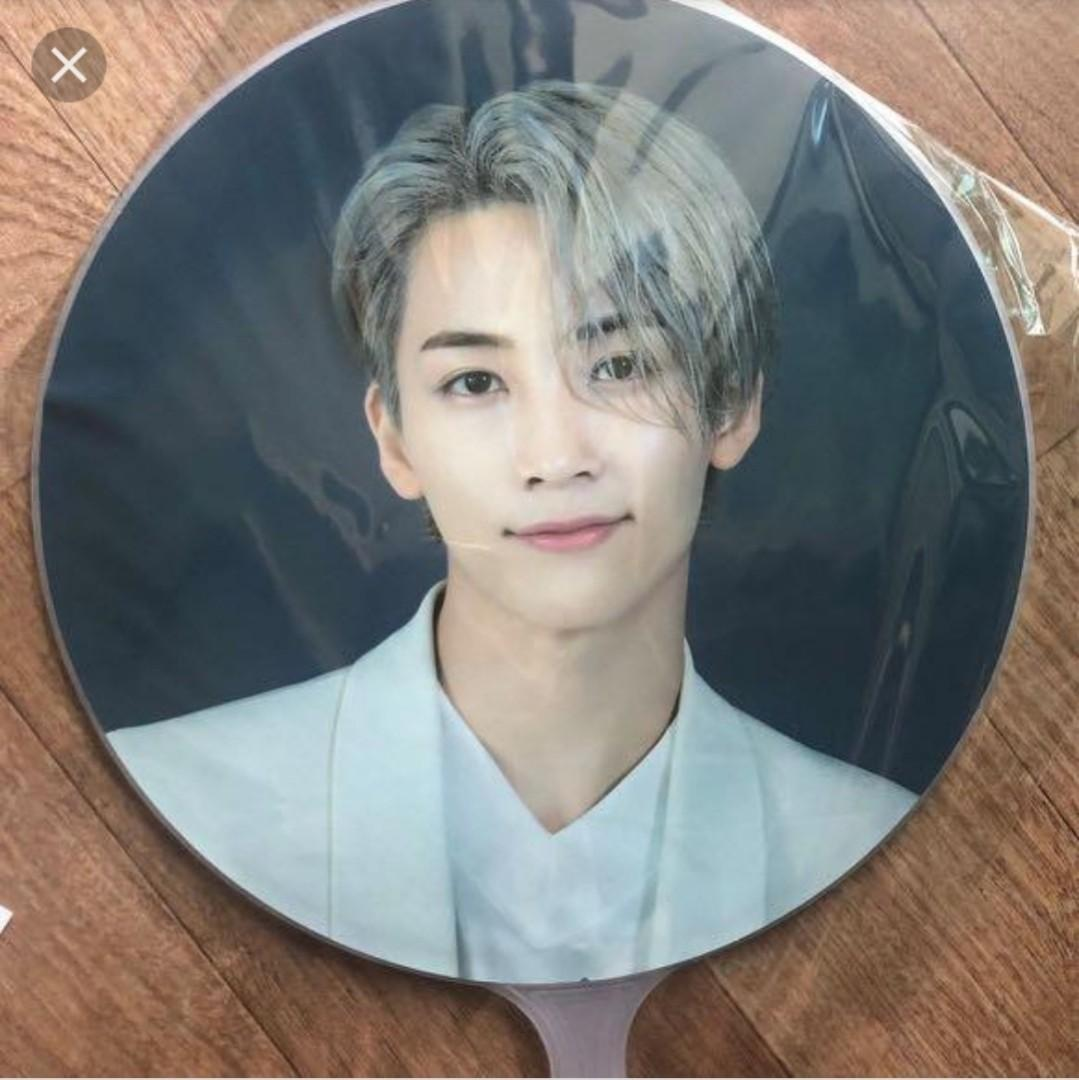 WTB Ode to you Joshua Jeonghan Image Picket/Uchiwa