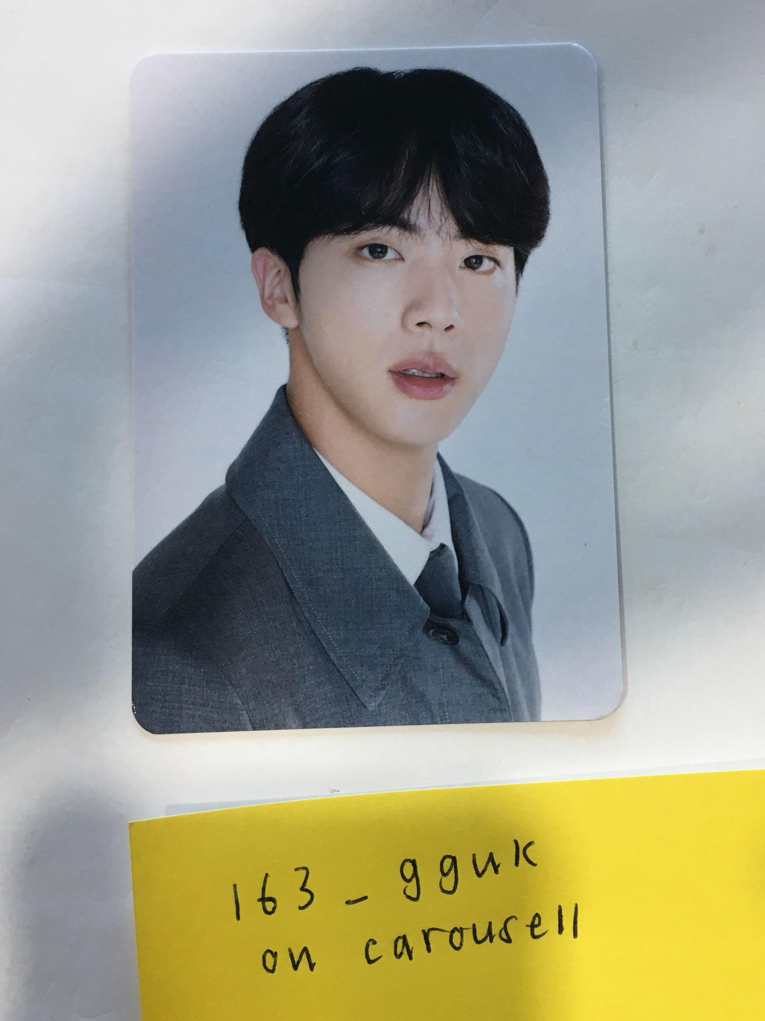 wts / wtt | bts 4th muster happy ever after / hea mini pc jin 7/8