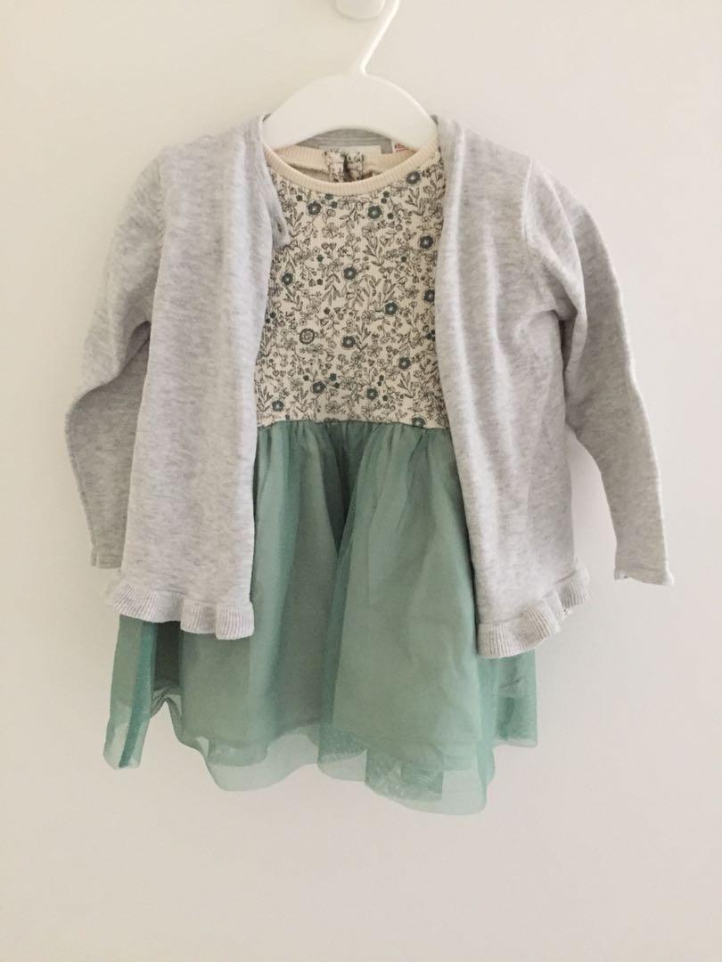 Zara Toddler Outfit Set