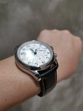 The Longines Master Collection Chronograph