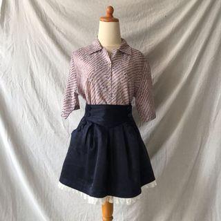 #1111special Odelina Kemeja Vintage Thrift Shop Thriftshop