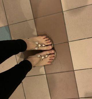 Sandal 🌸