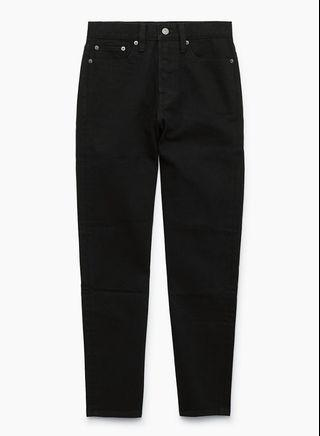 *PRICE DROP* Levi's Wedgie Ultra Black - size 26 - Exclusive to Aritzia