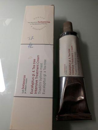 菠丹尼Botanicus茶樹尤加利護膚乳