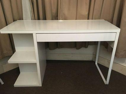 Ikea desk (with integrated storage)