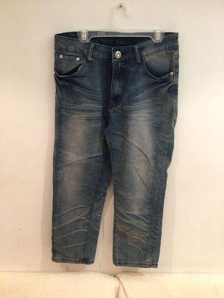 凱特小姐出清🌸水鑽造型牛仔長褲 #剁手時尚