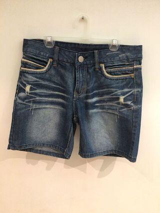凱特小姐出清🌸丹寧牛仔短褲 #剁手時尚