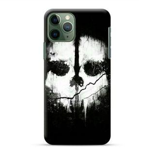 Cod Ghosts iPhone 11 Pro Max Custom Hard Case