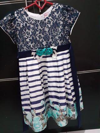 #1111special Dress pesta anak