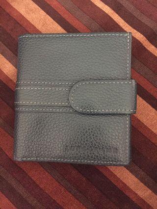 Longchamp Short Leather Wallet
