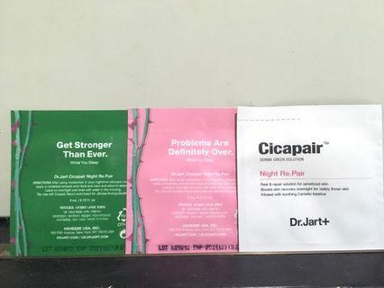3 pcs Dr. Jart+ Cicapair Night Re. Pair