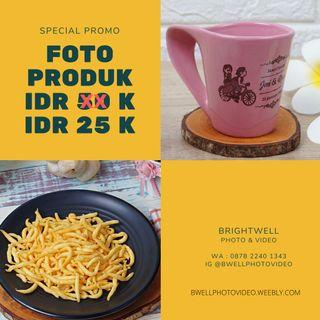 Promo Jasa Foto Makanan Murah Jakarta Depok Bogor Bintaro Bekasi  dll