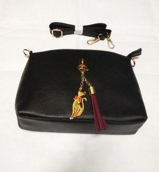 New Black Sling Bag