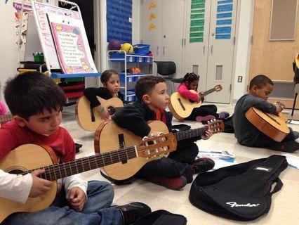Beginner Workshop Guitar (Children)