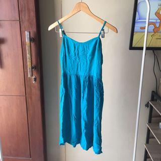 Turquoise Cami Dress