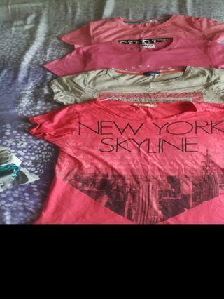 Tshirt bundles
