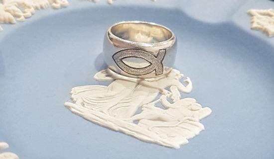 專櫃品牌Clio Blue 925純銀戒指