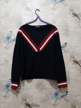 Details Shirt Crop top