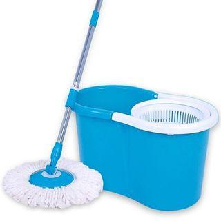 Easy Spin Mop Stainless Steel Microfiber