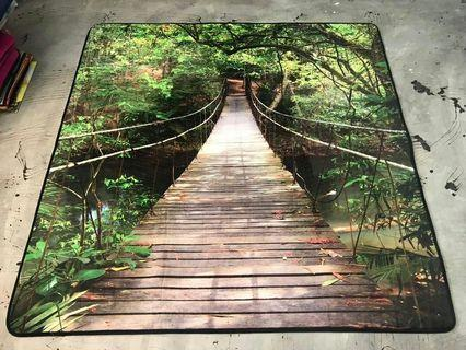 Carpet Tatami 3D Size L *Ready Stock*