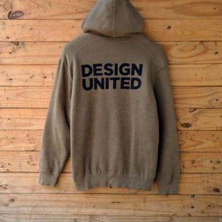 Hoodie sweater united design