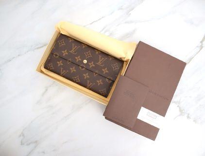 Louis Vuitton LV 老花 長夾