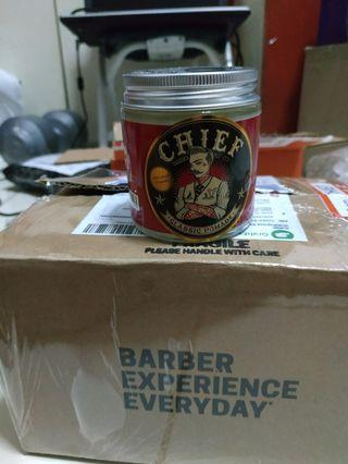 New Ori Pomade Chief Oil Based 105 gr