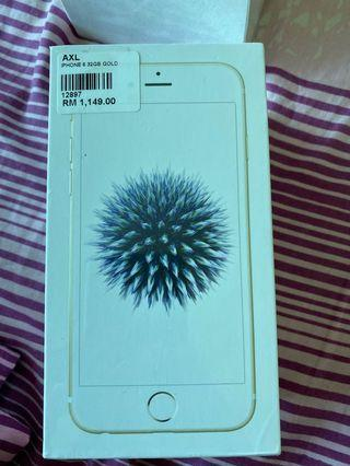 Iphone 6, 32gb gold