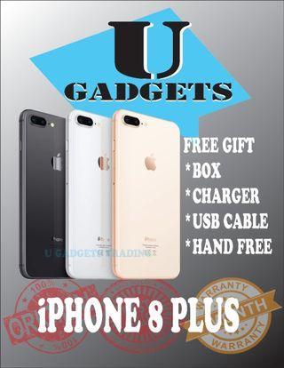 iPhone 8 Plus 64GB Original Apple FullSet 2ndHand