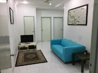 Seri Mutiara Apartment Putra Height – Renovated Unit for SALE