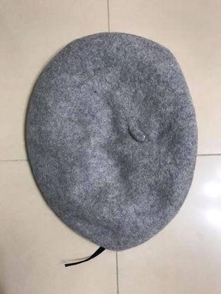 全新毛尼貝蕾帽