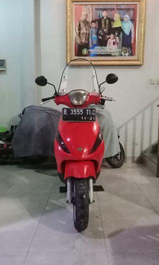 Piaggio zip 100cc full original 2012