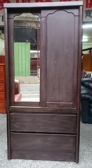 【健利傢俱行】衣櫃 衣櫥 二手衣櫃 二手衣櫥 中古衣櫃 中古衣櫥