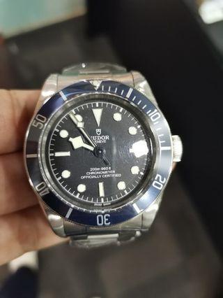 Tudor Black Bay Blue 79230B NOS