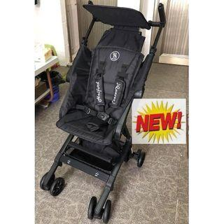🔥SELLING HOT NOW🔥🥵🥵 HALFORD Quaver Baby Stroller😁😁(Folded Size Smaller Than Pockit & Use from NEWBORN BABY) 👶🧸💖