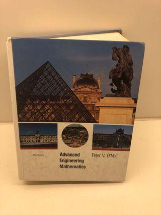 Advanced Engineering Mathematics Textbook