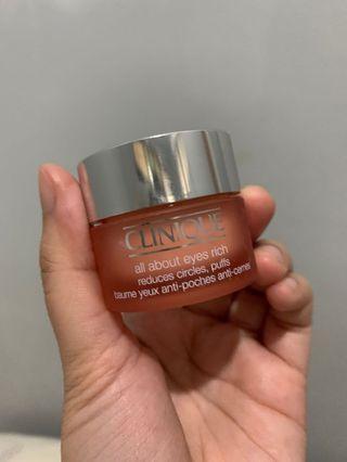 Clinique Moisture Surge eye cream