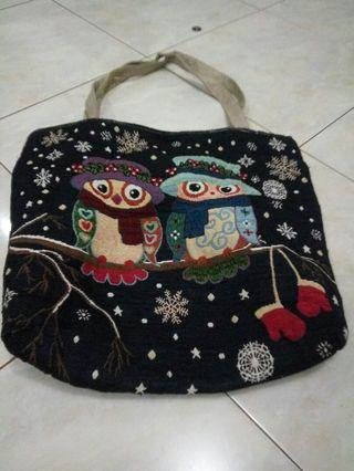Shoulder bag freeong