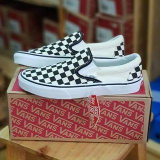 Vans Slip On Checkerboard 36-44
