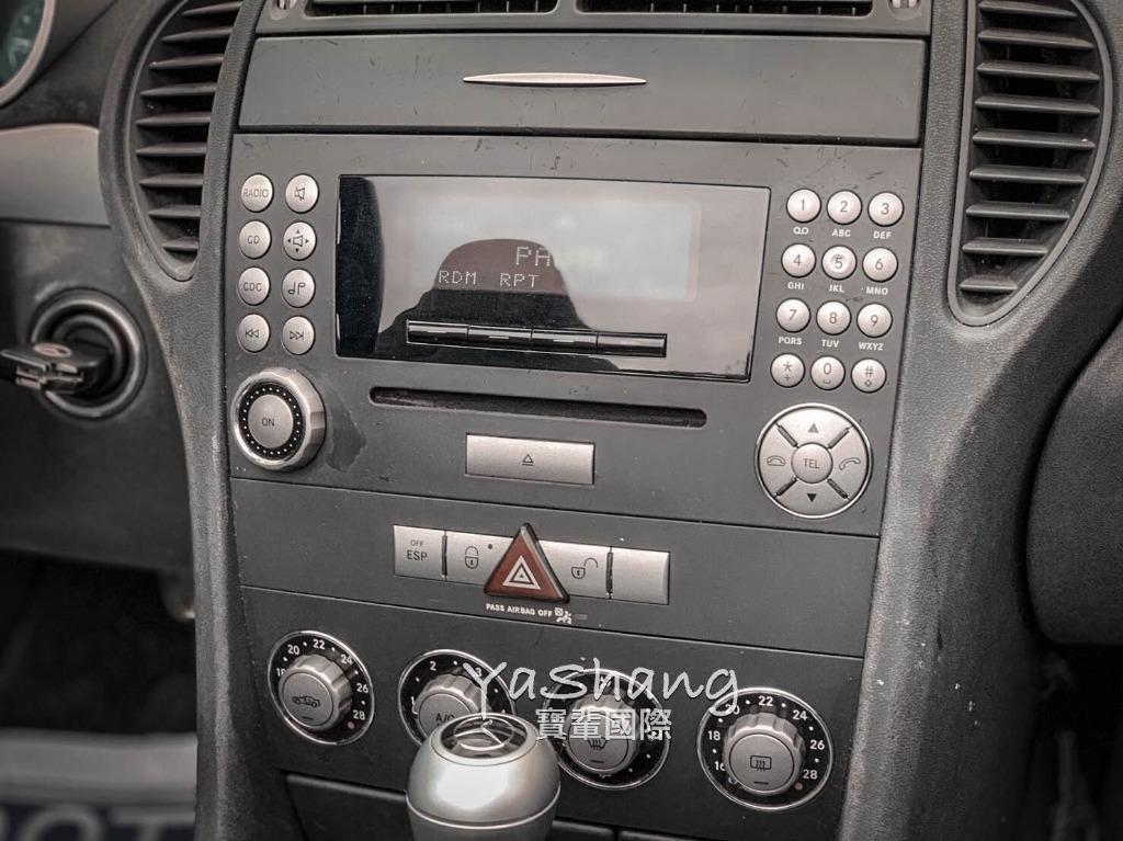 2005 Slk200 銀色