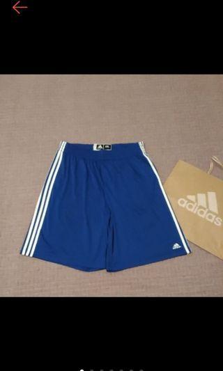 美國帶回 ADIDAS 男 籃球短褲 運動短褲 大尺碼短褲
