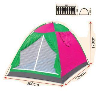 * 8 Person Tent (Single Layer)