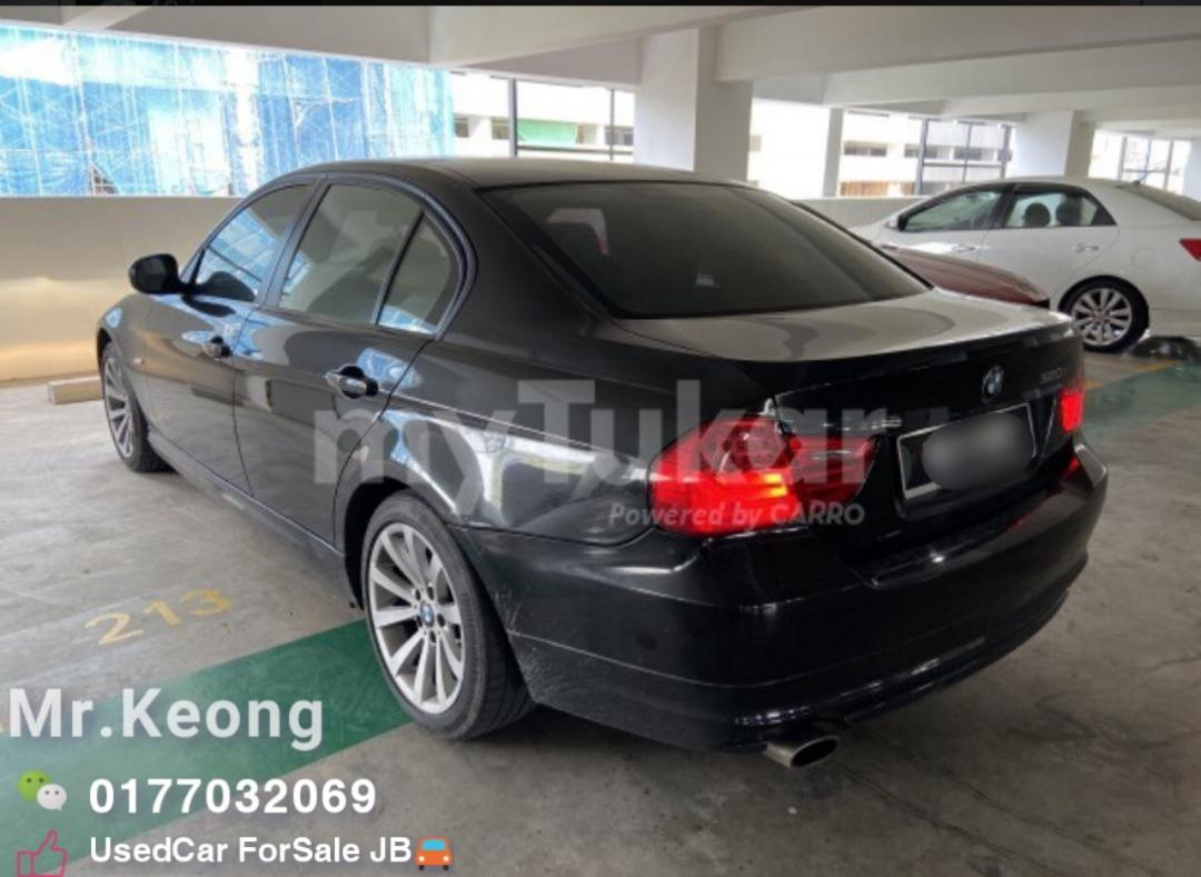 2010TH🚘Bmw 320i 2.0 E90 M-SPORT FACELIFT Cash💰OfferPrice💲Rm39,800 Only‼Carking🎉Lowest Price InJB🎉Call📲 KeongForMore‼🤗
