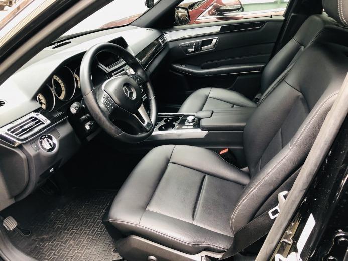 2014 Benz E200 黑